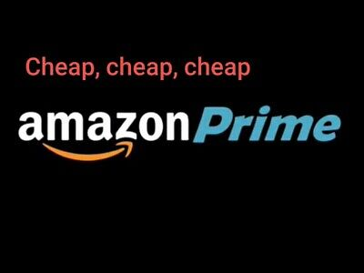 Amazon Prime UK 6 Month Pass Student & 4 Years of Half price subscription +