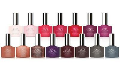 CND Shellac Luxe Gel Nail Polish- Choose your shade NEW BOXED