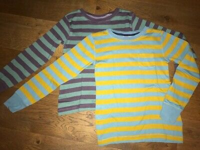 Mini Boden Girls 2x Everyday Tops - Age 9-10