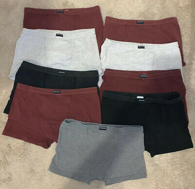 Years Shorts Classic Design 6 Pairs Boys Boxer Age 13 Waist 28-30 inches