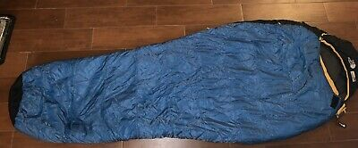 $199 THE NORTH FACE Cat/'s Meow Right//Long Mummy Sleeping Bag 20° F