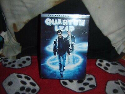 Quantum Leap The Complete Series Dvd Seasons 1-5 New Sealed