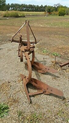 Vintage Plough Garden Feature, Agricultural Garden Ornament