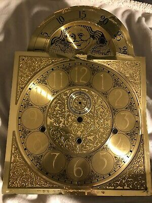 Vintage Steinway Co. Clockmakers Clock Dial/Face~Parts~Repair~Steam Punk