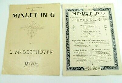 Beethoven Easiest Piano Pieces Sheet Music Volume 2142 44 Bagatelles 050601560
