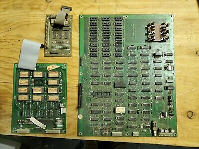 Untested Williams Defender arcade Game PCB board Set...Free Shipping