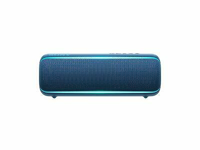 Sony SRS-XB22 Extra Bass Portable Bluetooth Speaker, Blue SRSXB22/L 3 Dimension