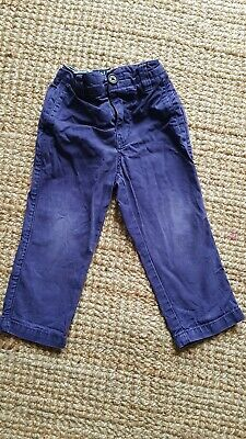Boys MINI BODEN Trousers Chinos Age 2