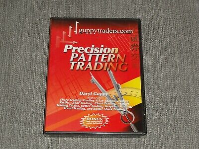 Daryl Guppy - Precision Pattern Trading CD Course stock market traders