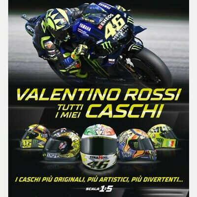 VALENTINO ROSSI CASCHI / HELMETS 1:5 .CENTAURIA****select the file