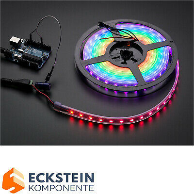 Digital RGB LED Strip SMD 5050 SK6812 144 LEDs/M DC5V 1 Meter IP65