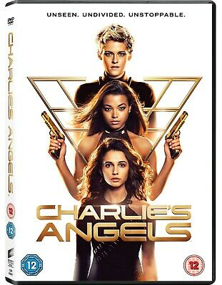 Charlie's Angels [DVD] RELEASED 06/04/2020