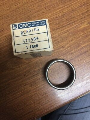 OMC Needle Bearing Assembly, PN 379584 0379584 FAST SHIP!