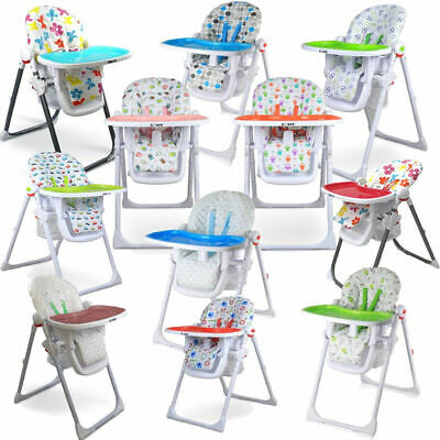 iSafe Mama Multi Functional Highchair Reclining Feeding Seat