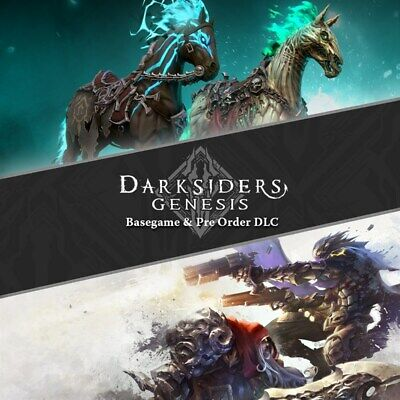 darksiders Genesis xbox one no cd no key