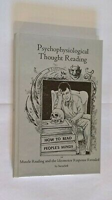 Psychophysiological Reading Banachek How to Read People's Minds Burlingame