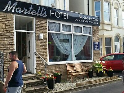 Cheap deals at Martell's Hotel, Bed and Breakfast, Blackpool,