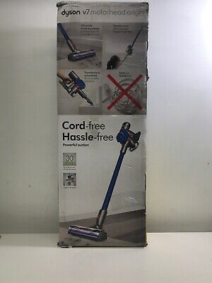 Dyson V7 Motorhead Origin Cordless Vacuum Cleaner - Nickel/Purple
