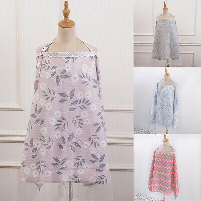 Baby Breastfeeding Nursing Cover 100% Cotton 3 in 1 Maternity Ching