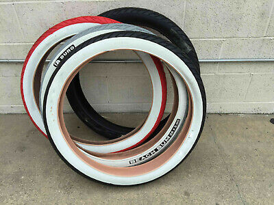 "29/"" x 3.0 Beach Cruiser Tire Wonder Color black Black//white"