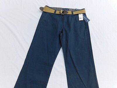US Polo Assn Chinos Navy Pants Men's SLIM FIT  W32/L34