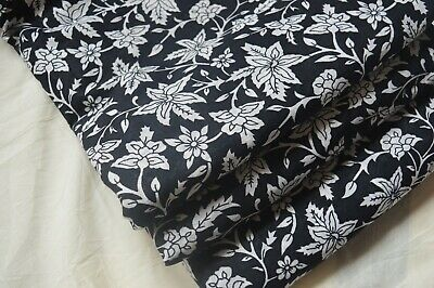 3mts NATURAL 100/%COTTON VOILE FABRIC CRAFTS FURNISHING UPHOLSTERY ETC.
