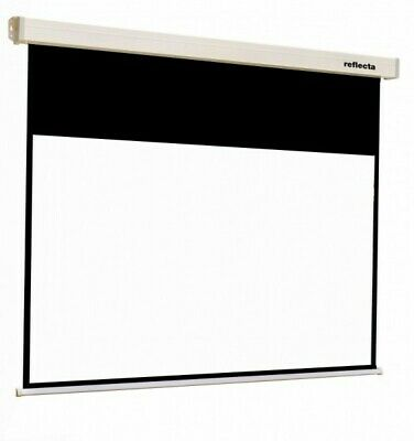 """Reflecta """"Crystal-Line Rollo"""" Fixed Projection Screen, 240x175cm"""