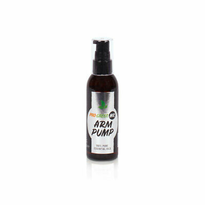 Pro Green Arm Pump Spray 100 ml für MX Enduro Downhill
