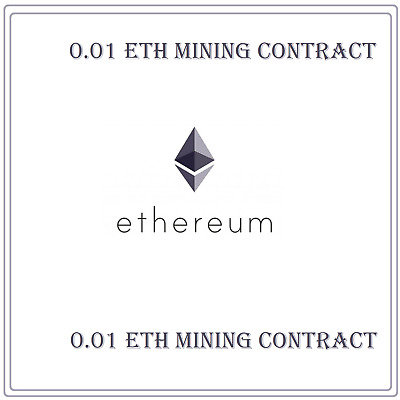4 Hours Ethereum 0.01 ETH Processing Speed (MH/s)