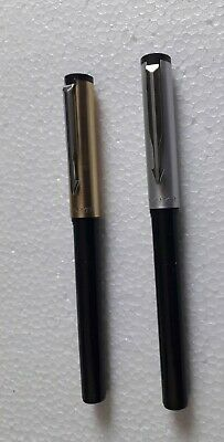 Parker Ball Pen Edition Beta Premium Silver Cap CT with Systemark Refill