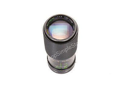 Sears Zoom Camera Lens 80-200mm f:4.0 Macro Canon FD **NOT WORKING/PARTS ONLY