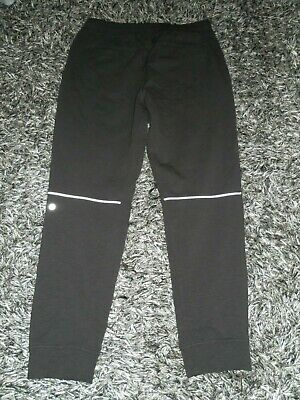 Lululemon Men's XL/Extra Large Black Cuffed Joggers Cotton Blend