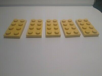 Lot LEGO briques plate plaque 2x4 ou 4x2 choose color and quantity ref 3020