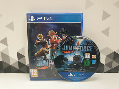 Jeu Sony Ps4 Playstation 4 Jump Force Pal Fr