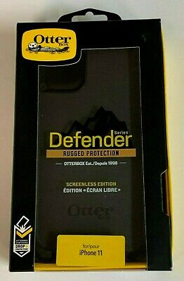 Otterbox Defender Series Case with Holster for Apple iPhone 11 Black