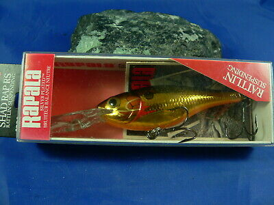 Minnow Abu Killer affondante made in sweden vari modelli pesca luccio bass trota