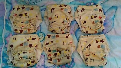 Grovia All In One Cloth Diapers READ