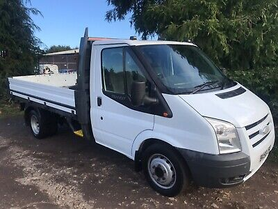 Ford Transit Mwb Dropside Pick-Up Truck