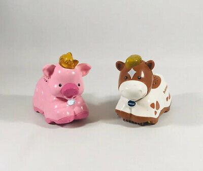 Vtech Toot Toot Animals - Horse and Pig