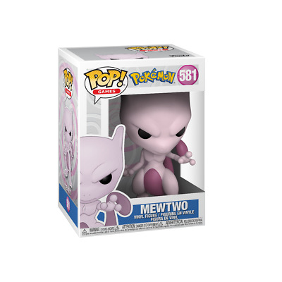 Funko POP - Pokemon Mewtwo with Pop Shield Protector ** PREORDER **