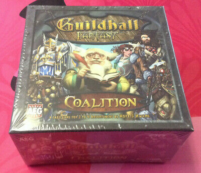 Brand New and Sealed Fellowship Guildhall Fantasy AEG Toys & Games ...