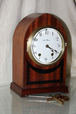 "ANTIQUE SETH THOMAS CABINET SHELF MANTLE CLOCK-Totally!-Restored-Model ""WYE""1924"