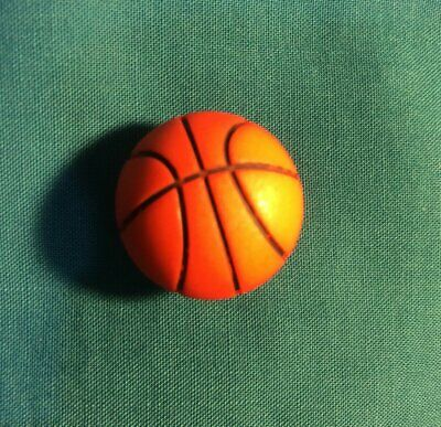 Cute Basketballs Sports Large 3-D Ball Sports Croc Hole Accessories Shoe Charm
