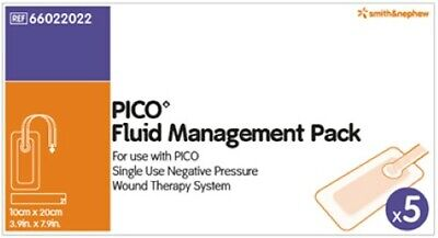 Negative Pressure Wound Therapy Fluid Management Pack PICO  10 X 20 cm