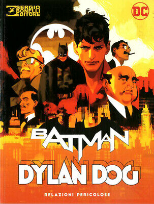 Fumetto - Bonelli - Batman Dylan Dog 0 - Cover Variant Heroes - Nuovo !!!