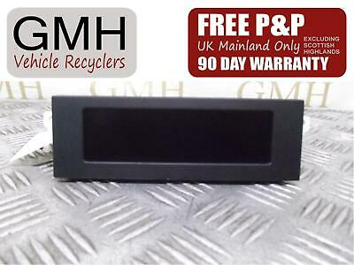 Citroen C2 MK1 Radio Digital Clock Display Screen 96632560   2008-2010*