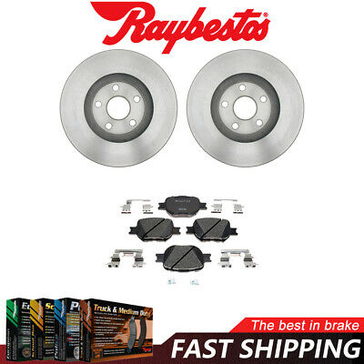 Street Performance Front Raybestos 980277 Disc Brake Rotor-Specialty