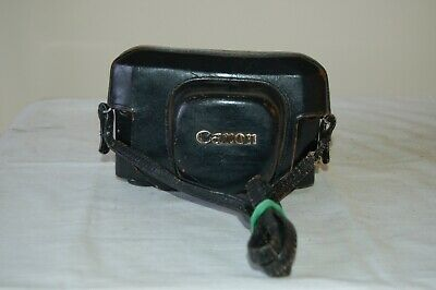 Canon-7 Vintage Rangefinder Ever Ready Case. Good Used Condition. #05. UK Sale