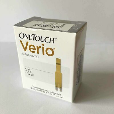 One Touch Verio Str Reat Dom 50P