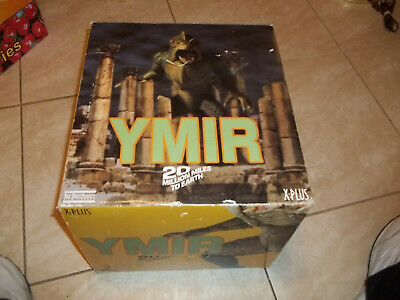 New Large Ymir-Very Heavy-7 Lbs.+ By Ray Harryhausen